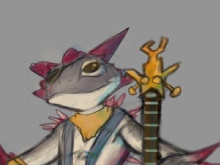 Reptile Character Progress