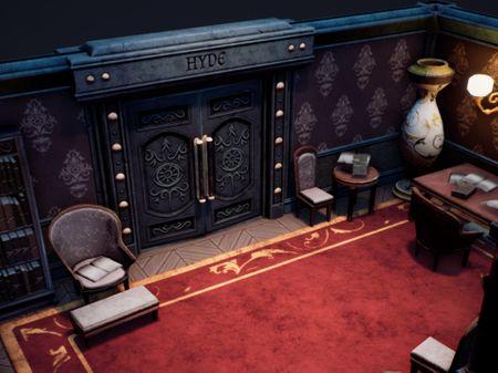 Hyde & Seek - Mansion