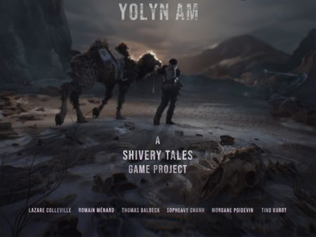 Yolyn Am - Terrain & Textures