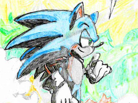 Sonic the Hedgehog Fan Art