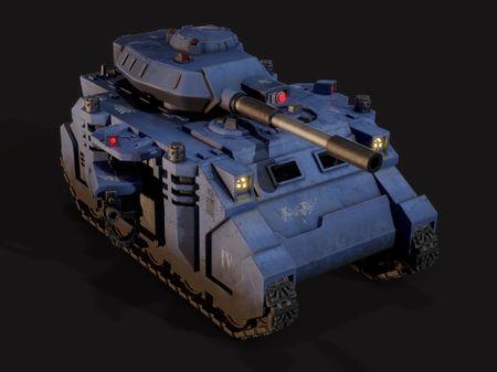 Predator Space Marines - Warhammer 40k