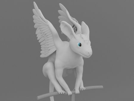2nd Year Character Sculpt 2