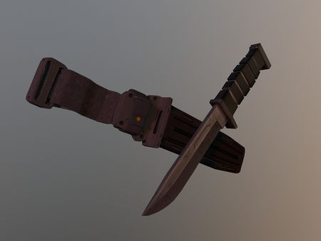 Rookies Knife