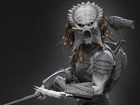 Aliens vs. Predator: Requiem (Wolf)