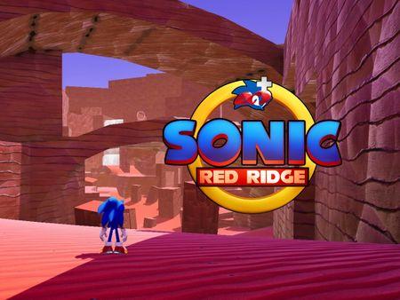 Sonic Red Ridge  Level Design Project