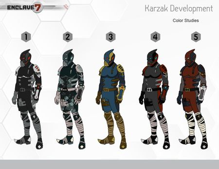 Karzak - Khurvan Operative