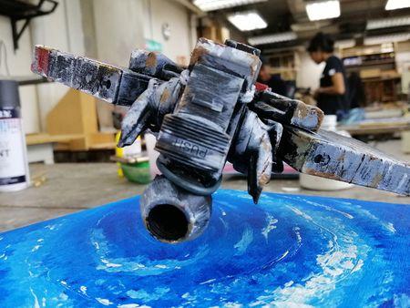 KitBashing - Spaceship