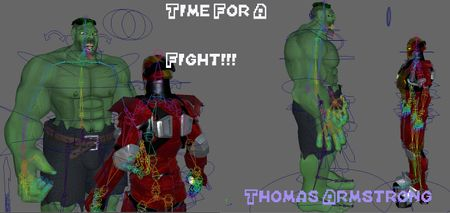 Time For Fight