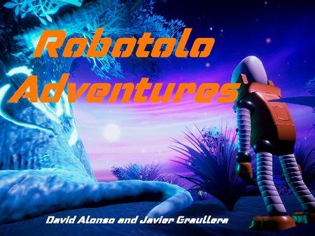 Robotolo's Adventure