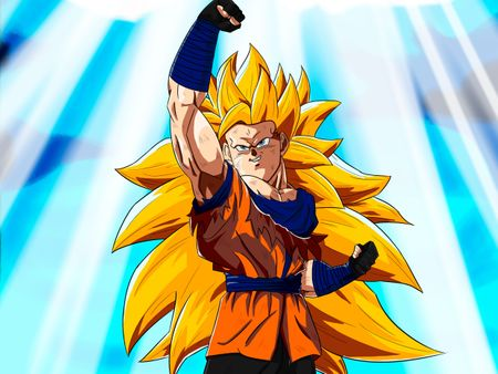Super Saiyan 3 Victory