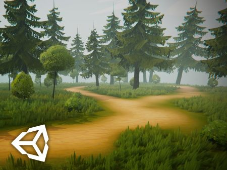 Stylized Forest