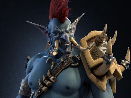 Troll - Warcraft