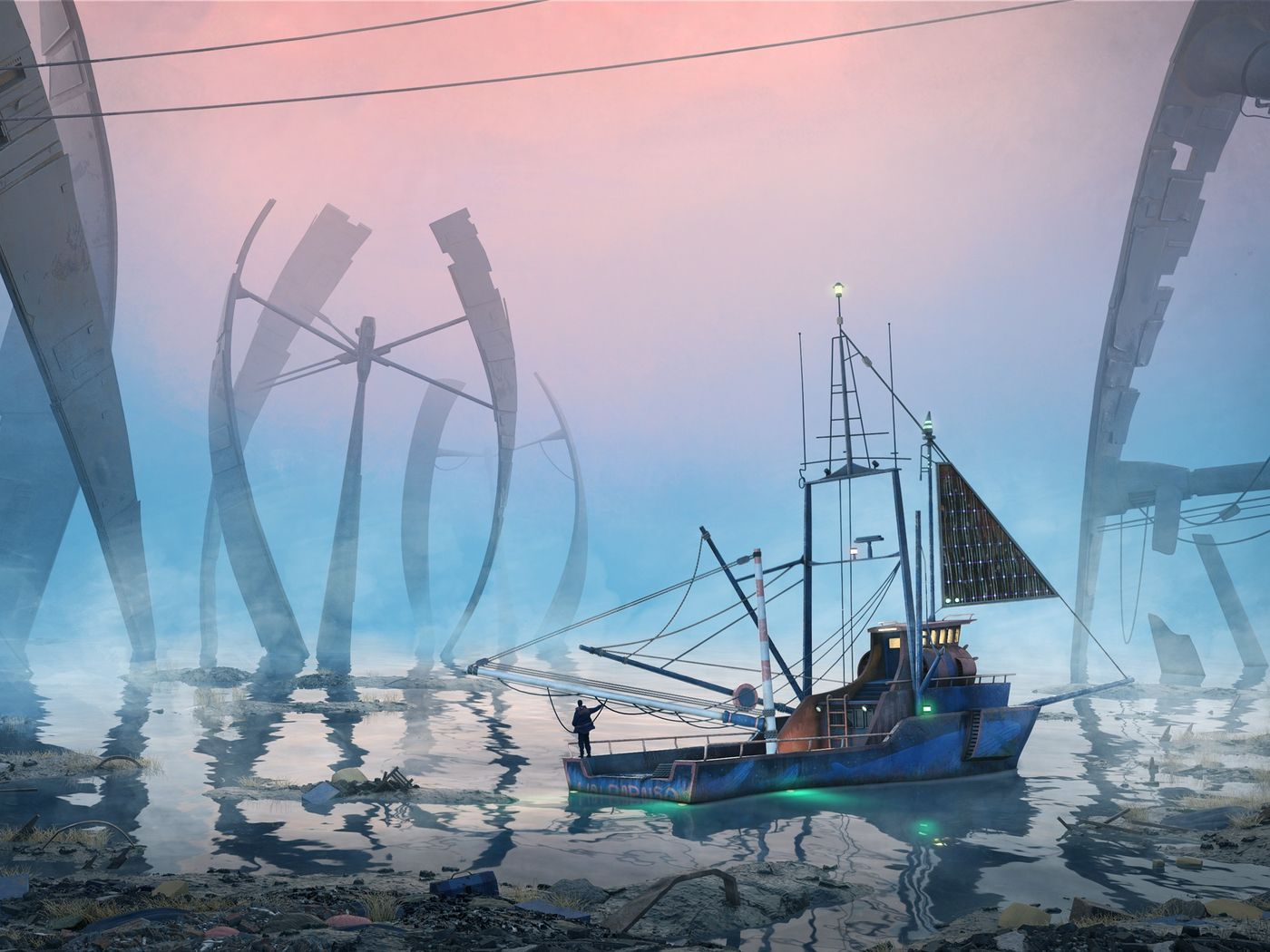 Rime of the Last Fisherman