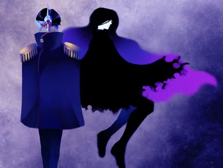 King of Nothing & Witch of Barren Dreams