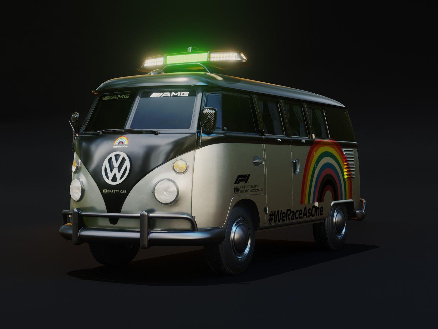 Kombi Safety Car
