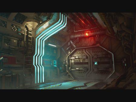 Lost Signal [UE4 Sci-Fi Corridor]