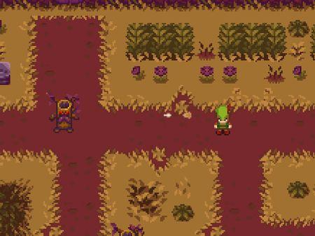 Survival Mini Game