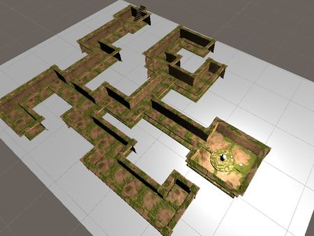 Labyrinth minigame