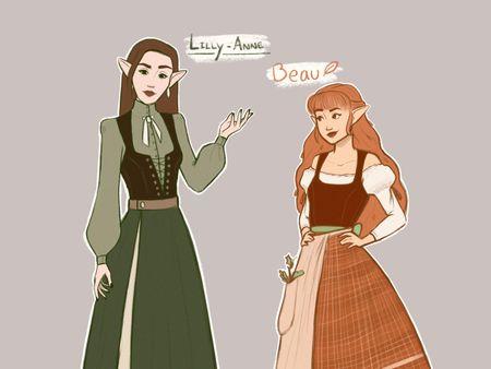 Beau and Arrow