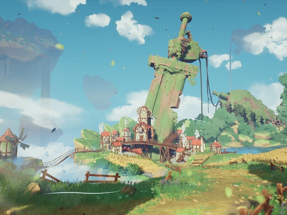 Giant's End Village