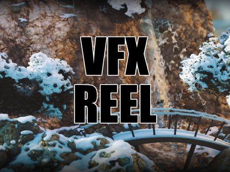 Vincent Gannier VFX Student demoreel 2020