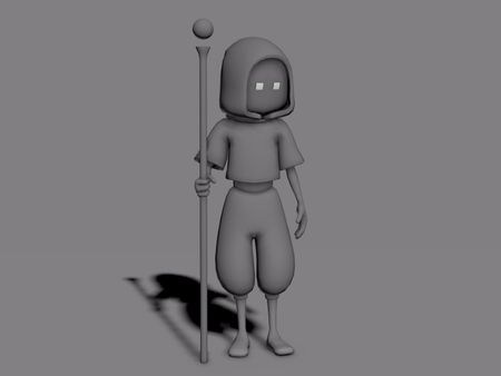 3d Game Animations