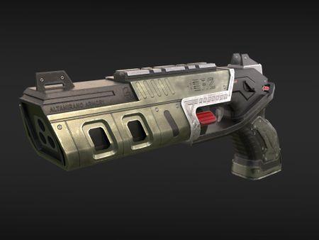 Weapon Mozambique