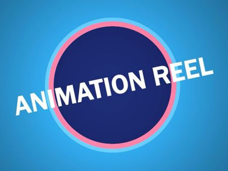 First Animation Reel