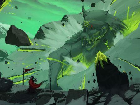 Undead Giant Awakens