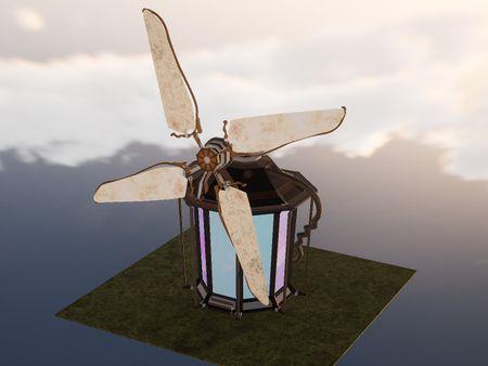 Duality Modular Metal Lantern House