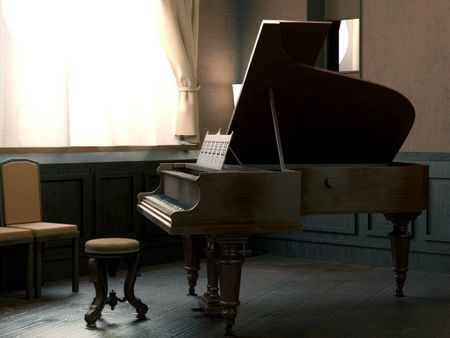 Piano Room Environment Modeling