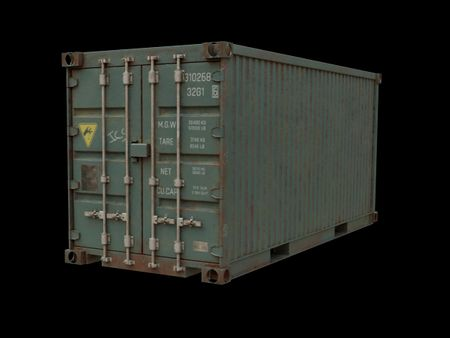 Weekly Drill 56: Shipping Container