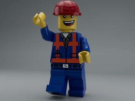 Weekly Drills 061 - LEGO