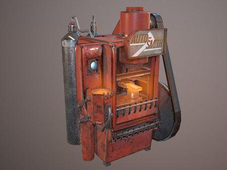 Auto Smith Vending Machine