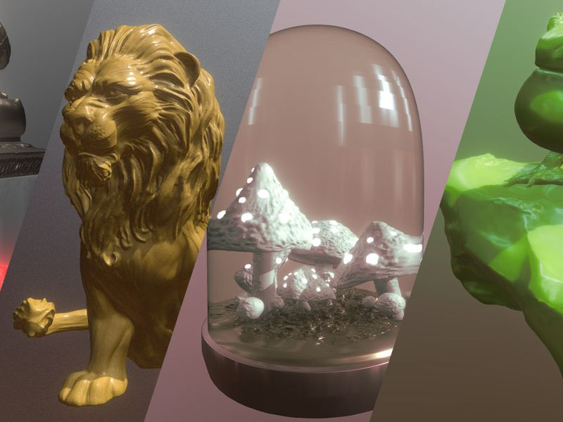 3D  Sculpt - SculptJanuary2019