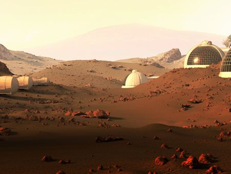 Mars Environment