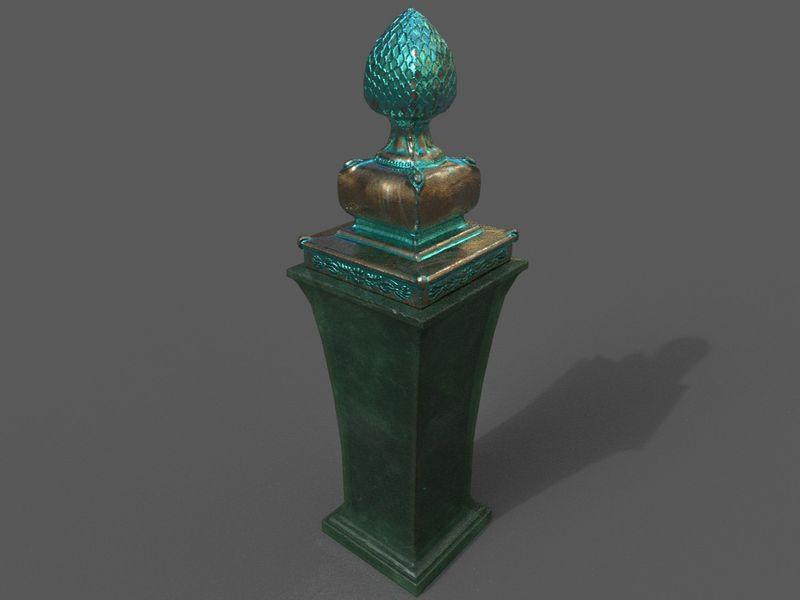 Assets - 3D Sculpts and Texturing