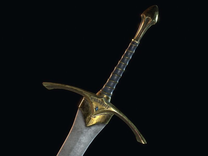 GLAMDRING: Sword of Turgon