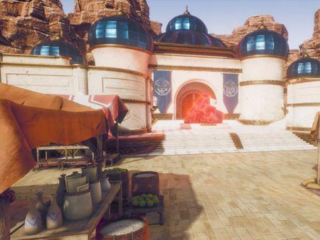 Desert Market (2017)