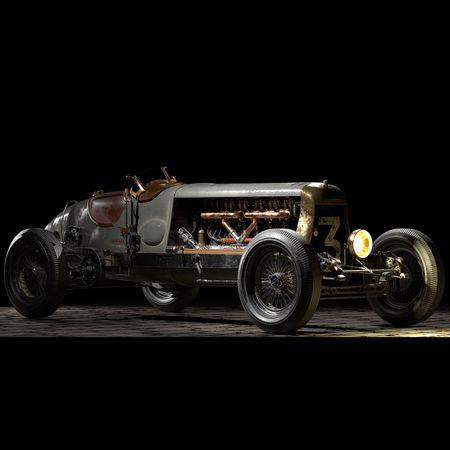 1917 Fiat Botafogo