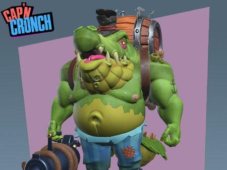 3D Art and Character Portfolio