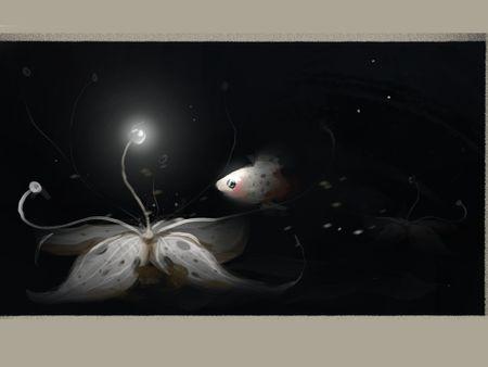 [OLD] Deepsea creature design
