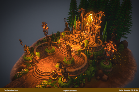 Collection of Game Environments
