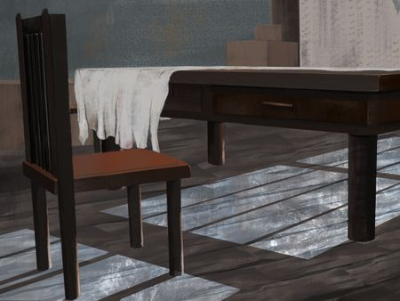 Meeting Table Concept