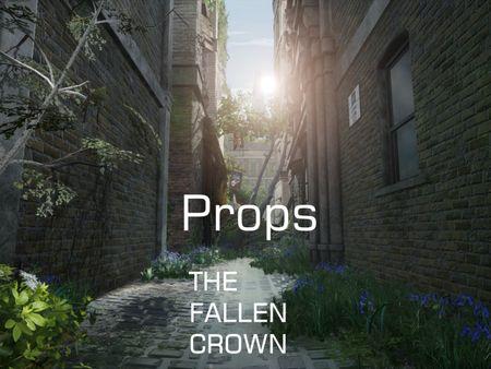 Props | The Fallen Crown