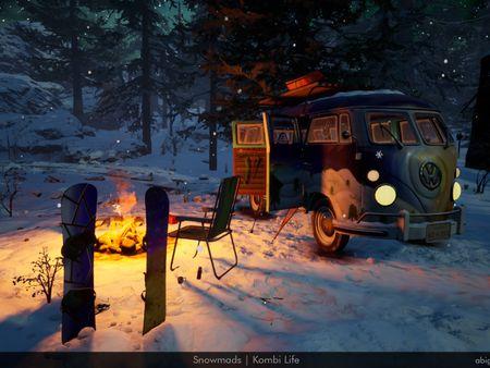 Snowmads | Kombi Life