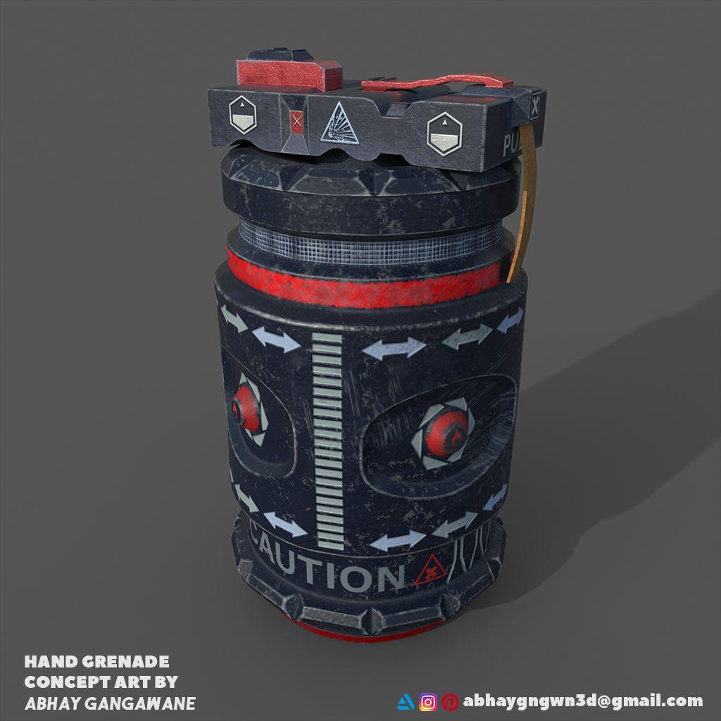 Hand Grenade Post 01 Abhaygangawane