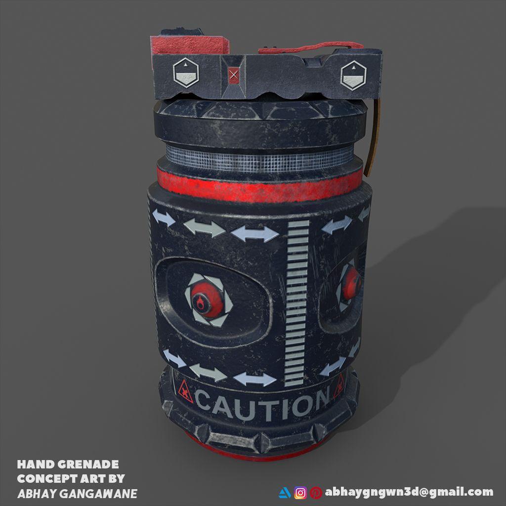 Hand Grenade Post 02 Abhaygangawane