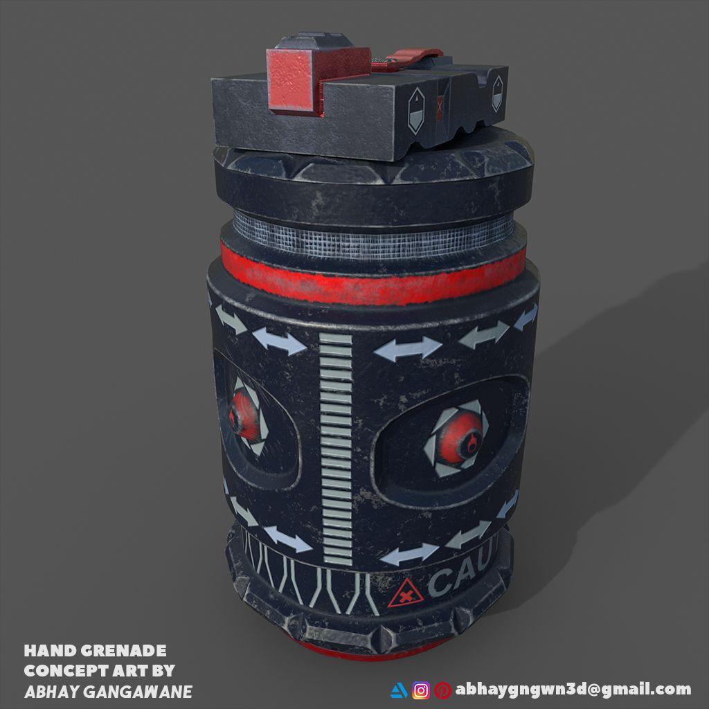 Hand Grenade Post 03 Abhaygangawane