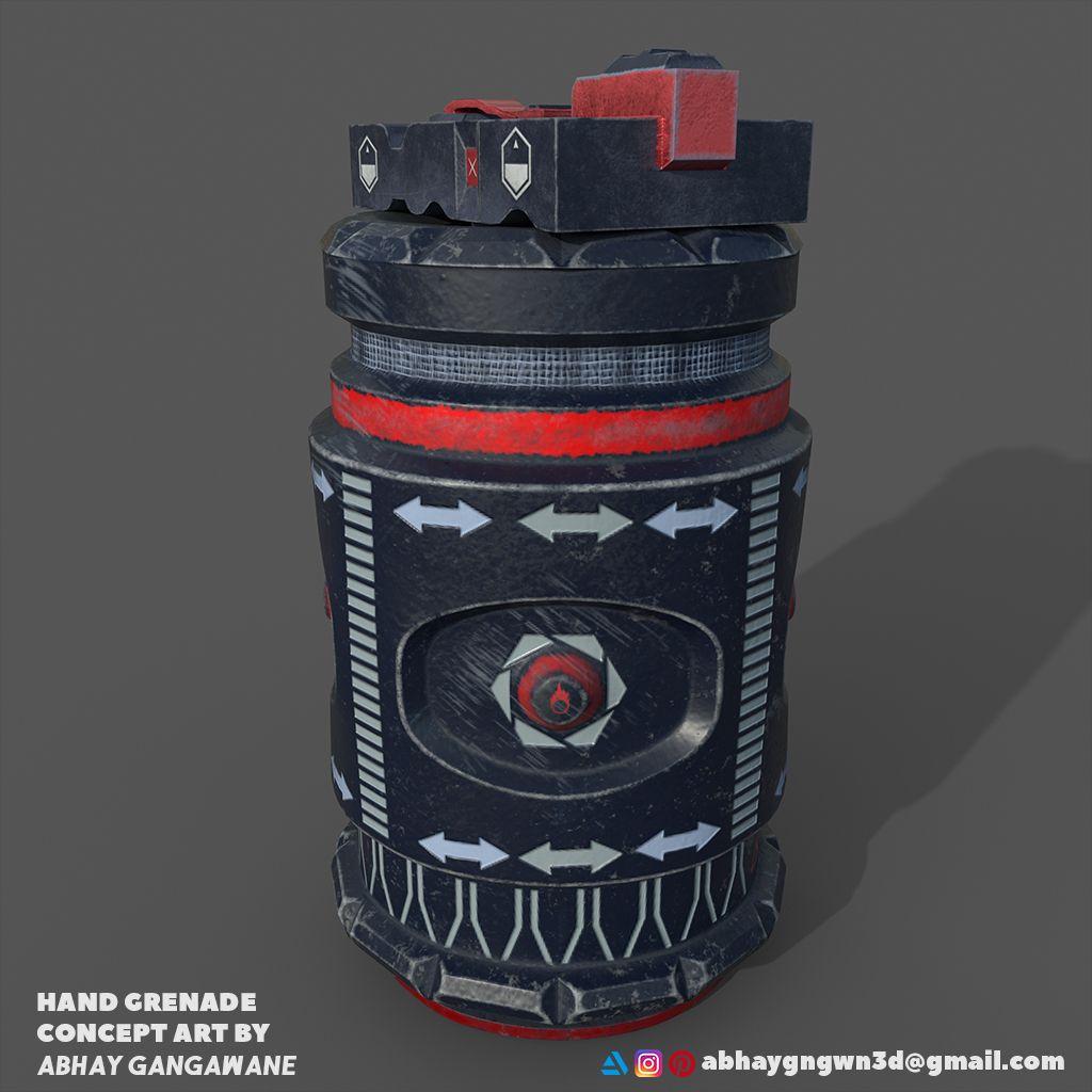 Hand Grenade Post 04 Abhaygangawane